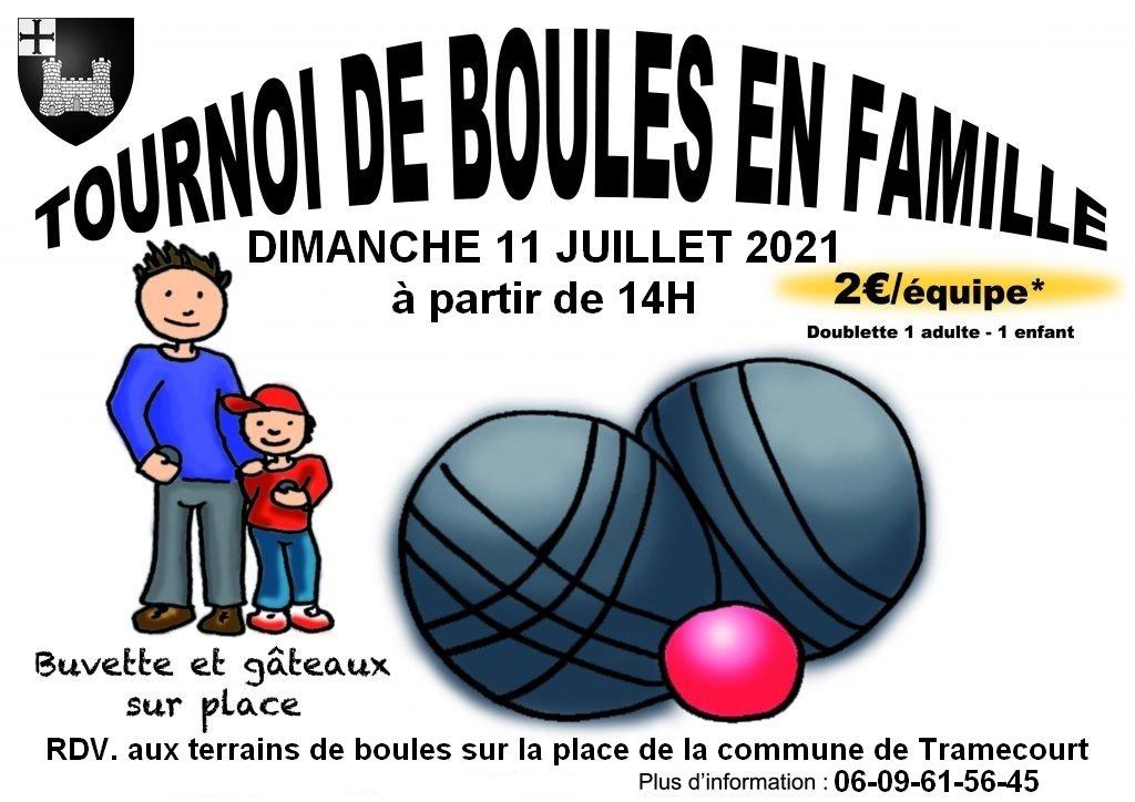 invitation boule tramecourt